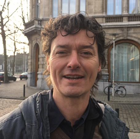 Thomas Coucke | Zaakvoerder van het architectenbureau Architextuur